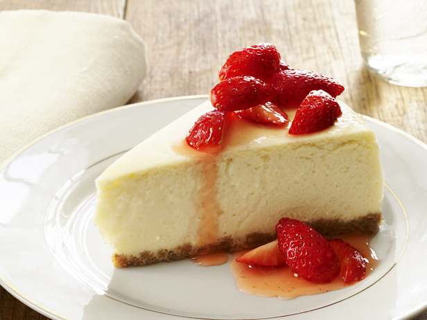 Healthy Dessert  - Low-Fat Cheesecake