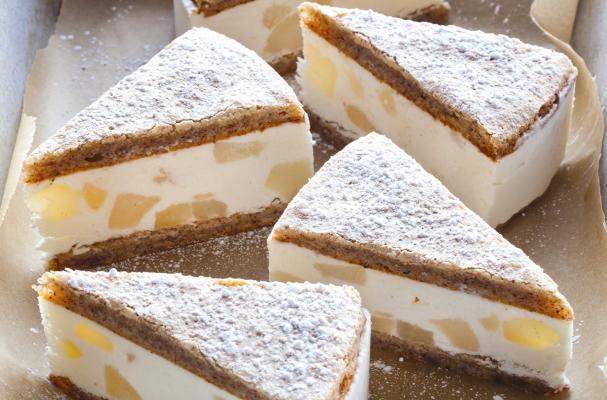 Italian Pear And Chocolate Cake Recipe