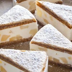 Ricotta and Pear Cake – Southern Italian Dessert